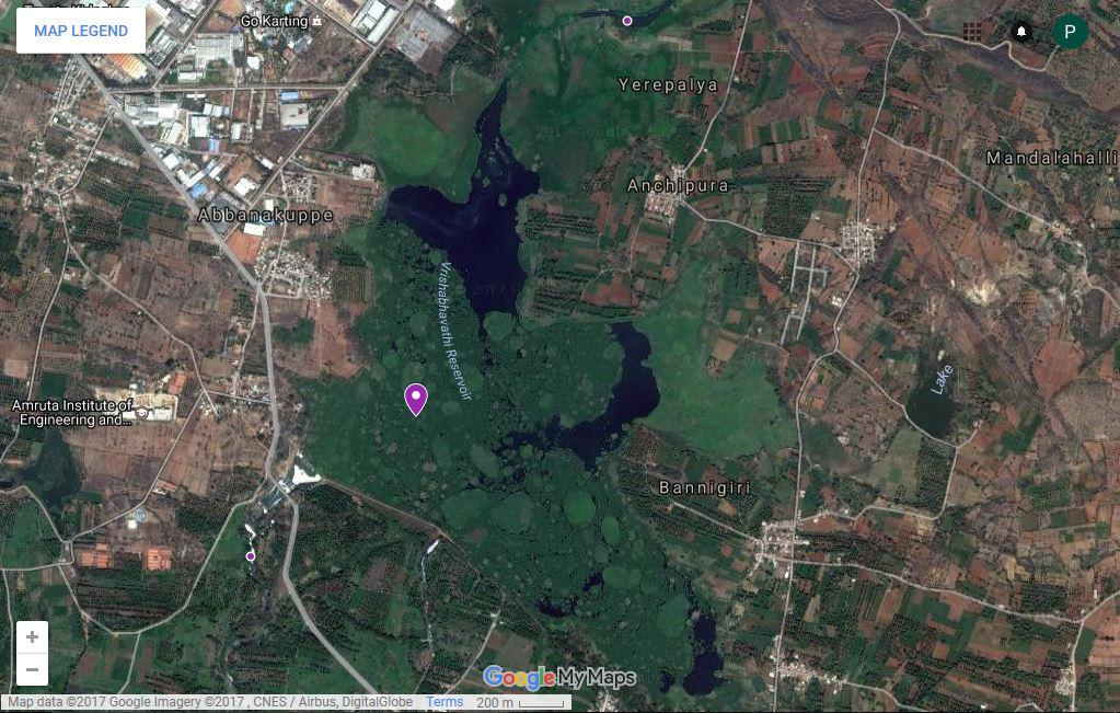 Vrishabhavathi Reservoir