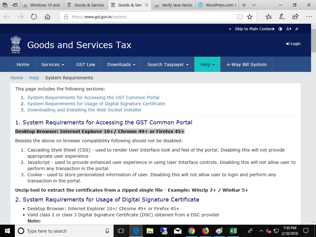 GST Portal Errors – Why is the Indian Government not Truthful?